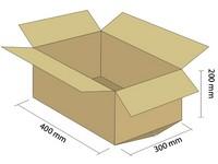 Klopová krabica z 3VVL 400x300x200 mm