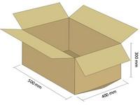 Klopová krabica z 5VVL 500x400x300 mm