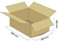 Klopová krabica z 5VVL 800x600x400 mm