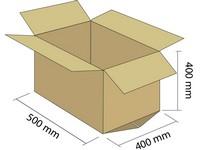 Klopová krabica z 5VVL 500x400x400 mm