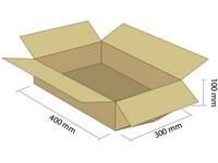 Klopová krabica z 3VVL 400x300x100 mm