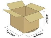 Klopová krabica z 3VVL 400x400x400 mm