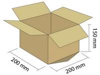 Klopová krabica z 3VVL 200x200x150 mm