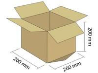 Klopová krabica z 3VVL 200x200x200 mm