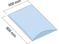 LDPE vrece 600x800 mm, hrúbka 100 µm