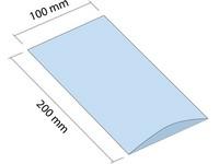 LDPE sáčok 100x200 mm, hrúbka 30 µm