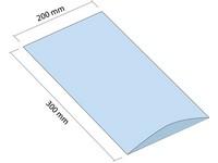 LDPE sáčok 200x300 mm, hrúbka30 µm