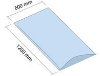 LDPE vrece 600x1200 mm, hrúbka 200 µm
