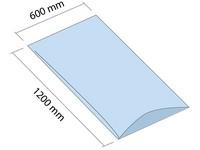 LDPE vrece 600x1200 mm, hrúbka 100 µm
