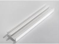 Polystyrénová ochranná hrana  L 60x60x820, sada 3 kusy