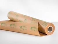 Antikorózny papier v rolke šírky 1200 mm, 15 kg na roly