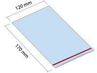 ZIP sáčok 120x170 mm