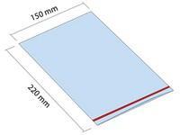ZIP sáčok 150x220 mm