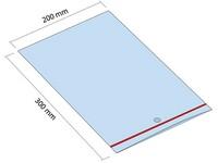 ZIP sáčok 200x300 mm