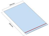 ZIP sáčok 250x350 mm