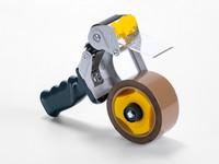 Odvíjač lepiacej pásky do 50 mm s brzdou