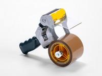 Odvíjač lepiacej pásky do 75 mm s brzdou