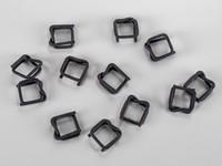 Fosfátové (drôtené) spony pre PP a PES viazacie pásky šírky 25 mm