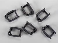 Fosfátové (drôtené) spony pre PP a PES viazacie pásky šírka 32 mm