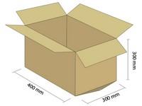 Klopová krabica z 3VVL 400x300x300 mm